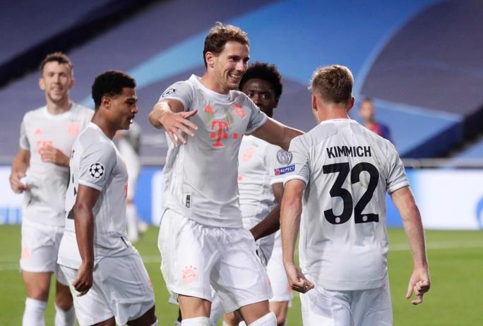 Đêm Lisbon kinh hoàng, Barcelona đại bại 2-8 trước Bayern Munich - Ảnh 10.