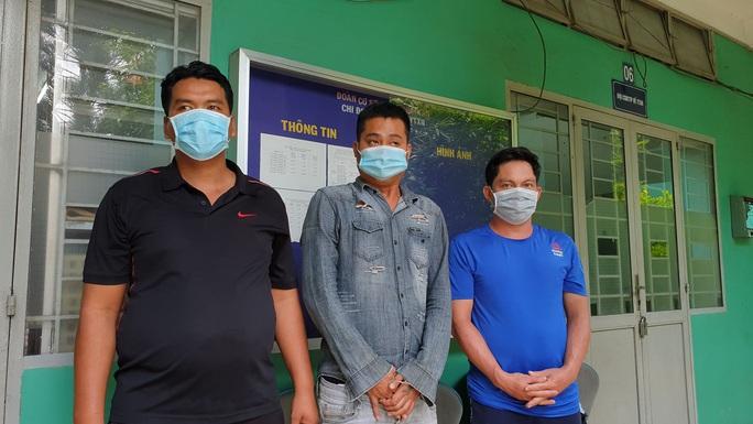 TP HCM: Bắt 39 người đánh bạc và tổ chức đánh bạc ở quận Bình Tân - Ảnh 1.