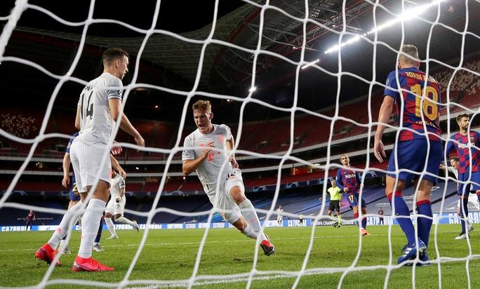 Đêm Lisbon kinh hoàng, Barcelona đại bại 2-8 trước Bayern Munich - Ảnh 6.