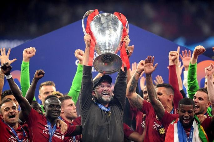 Thầy trò Klopp nhận danh hiệu xuất sắc nhất giải Ngoại hạng Anh - Ảnh 1.