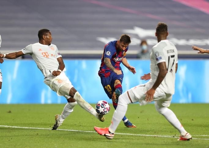 Đêm Lisbon kinh hoàng, Barcelona đại bại 2-8 trước Bayern Munich - Ảnh 1.
