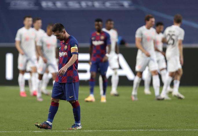 Đêm Lisbon kinh hoàng, Barcelona đại bại 2-8 trước Bayern Munich - Ảnh 9.