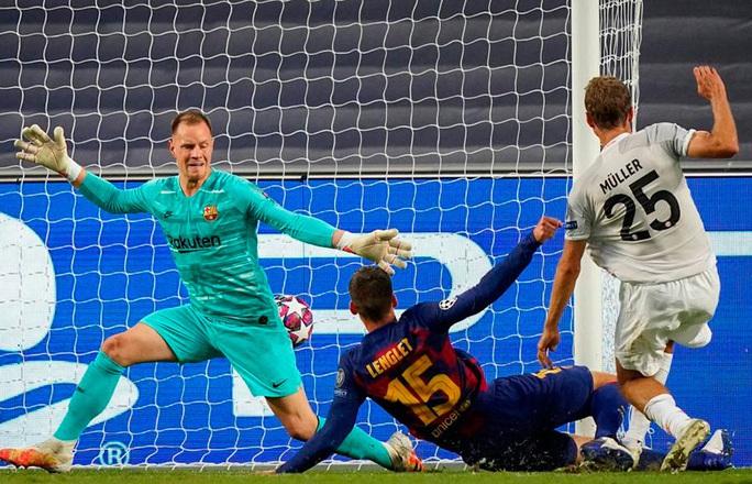 Báo chí Tây Ban Nha và châu Âu chê cười nỗi ô nhục Barcelona - Ảnh 4.