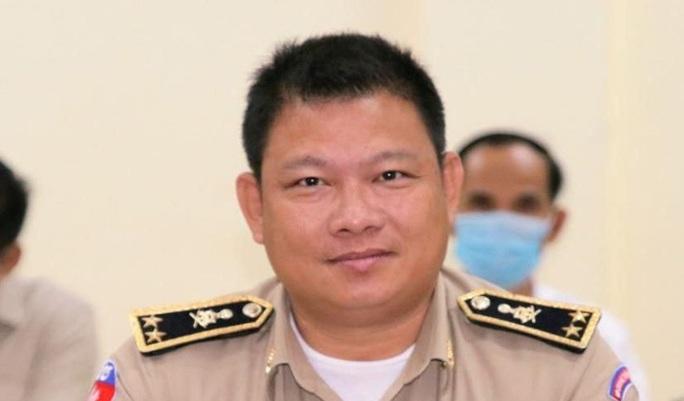 Campuchia điều tra thẳng tay tướng cảnh sát bị tố quấy rối tình dục - Ảnh 1.