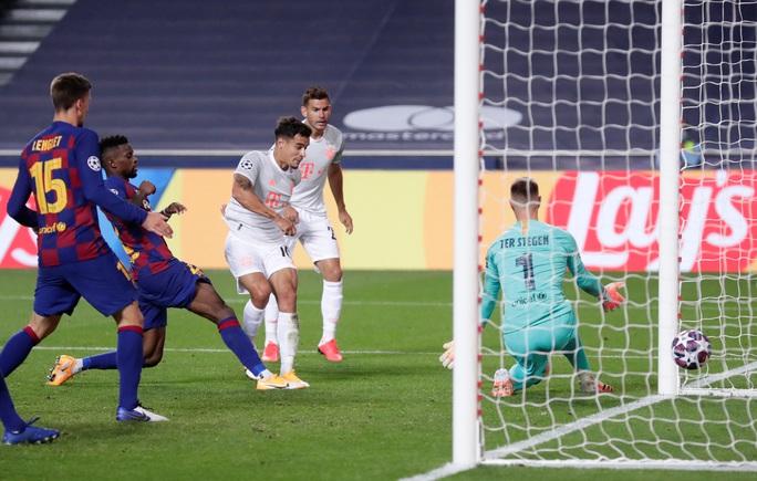 Đêm Lisbon kinh hoàng, Barcelona đại bại 2-8 trước Bayern Munich - Ảnh 8.