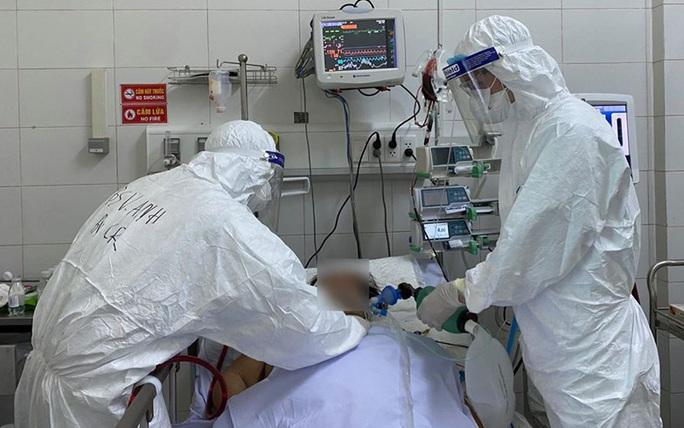 Có 1 ca mắc mới nhập cảnh đã từng chữa khỏi Covid-19, thêm 1 bệnh nhân tử vongbeenhj n - Ảnh 1.