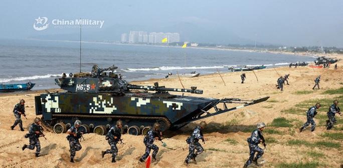 Trung Quốc gia tăng tập trận quanh Đài Loan, nhắm đến cả đảo Guam - Ảnh 2.