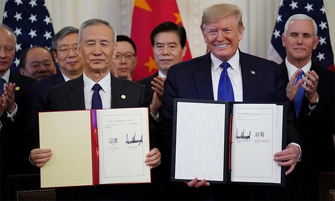Mỹ - Trung có động thái bất ngờ đối với thỏa thuận thương mại - Ảnh 2.