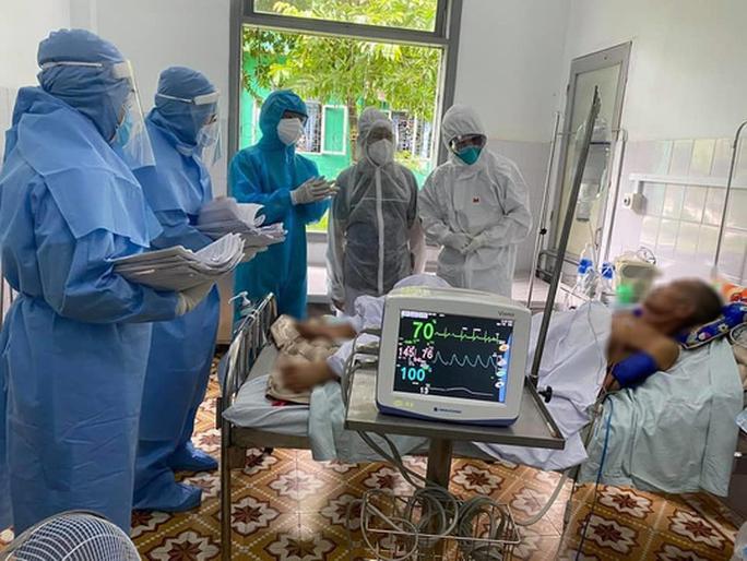 Bệnh nhân 338 tái dương tính với SARS-CoV-2, nhiều người bị cách ly khẩn cấp - Ảnh 1.