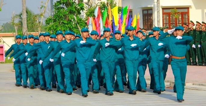 Gia đình quân nhân dự bị được hưởng trợ cấp - Ảnh 1.