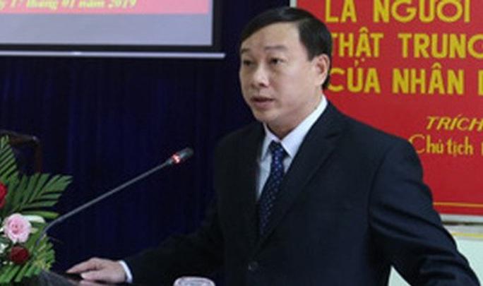 Xác định nguyên nhân Chủ tịch UBND TP Yên Bái Hoàng Xuân Đán đột tử - Ảnh 1.