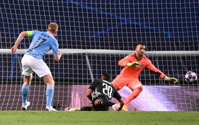 Đại địa chấn Champions League, Lyon quật ngã đại gia Man City - Ảnh 5.
