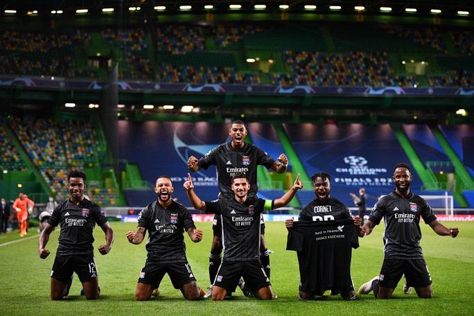 Đại địa chấn Champions League, Lyon quật ngã đại gia Man City - Ảnh 10.