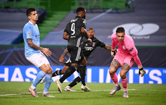 Đại địa chấn Champions League, Lyon quật ngã đại gia Man City - Ảnh 8.