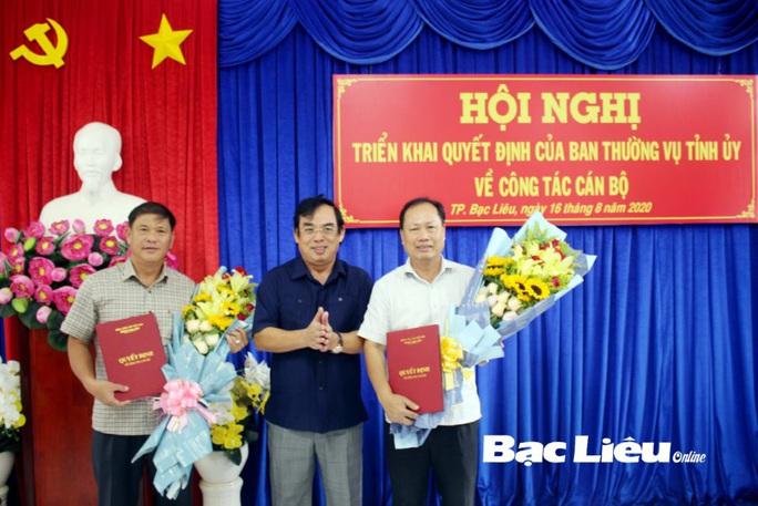 Bị cảnh cáo, Phó Chủ tịch TP Bạc Liêu được điều làm Phó Giám đốc Sở Xây dựng - Ảnh 1.