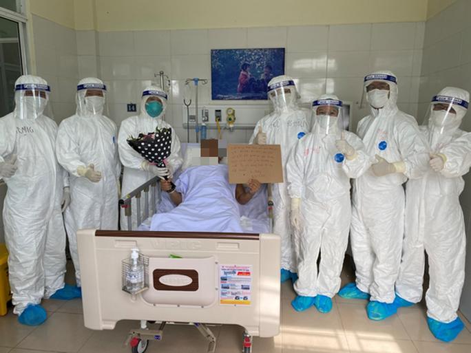 Một bệnh nhân Covid-19 nặngkhông thua ca 91 được chữa trị khỏi bệnh ở Đà Nẵng - Ảnh 2.