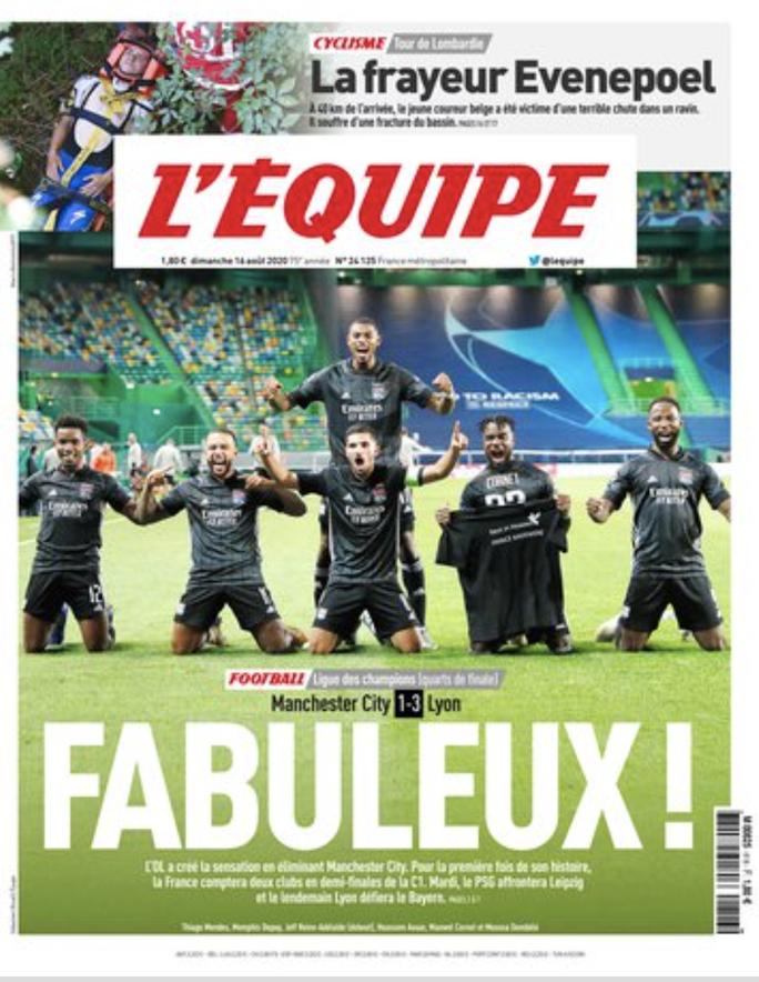 Truyền thông xứ Lục lăng mơ chung kết toàn Pháp, báo Anh giễu Sterling - Ảnh 3.