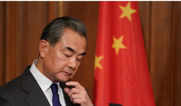 Chuyến thăm bất thường của bộ trưởng ngoại giao Trung Quốc đến Tây Tạng - Ảnh 1.