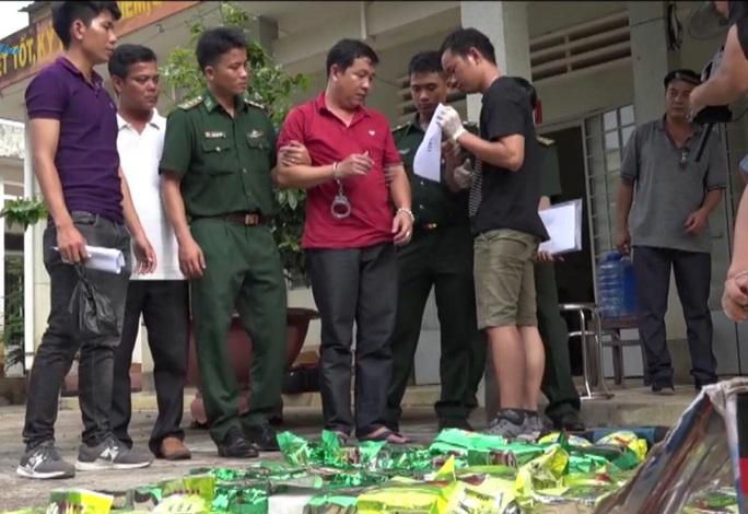 Tử hình đối tượng vận chuyển gần 70 kg ma túy từ biên giới vào nội địa - Ảnh 1.