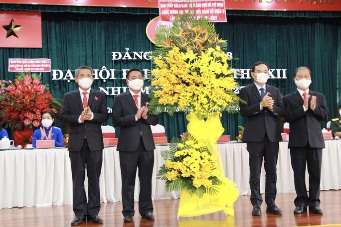 Ông Trần Lưu Quang đề nghị quận 3 tập trung ngay nhiều đầu việc - Ảnh 2.
