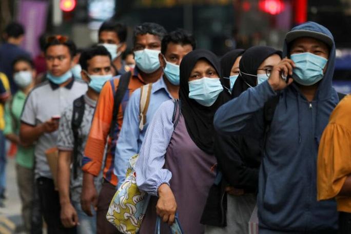 Malaysia: Phát hiện thể đột biến lây nhanh gấp 10 lần của virus SARS-CoV-2 - Ảnh 1.