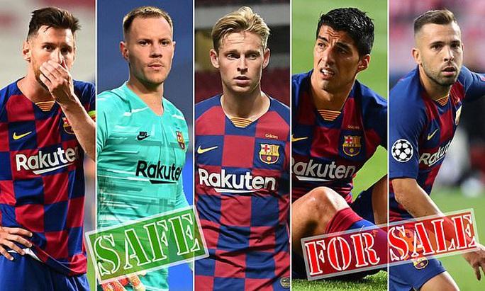 Barcelona chính thức sa thải HLV Setien, chờ bổ nhiệm cố nhân Ronald Koeman - Ảnh 5.