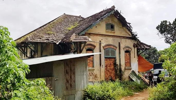 Đà Lạt: Nhiều di sản kiến trúc bị bỏ hoang phế - Ảnh 1.