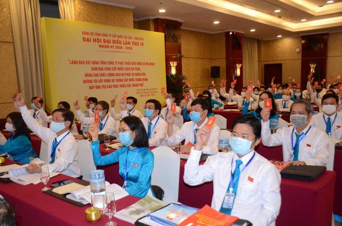 Ông Dương Hồng Nhân tái đắc cử Bí thư Đảng uỷ SAWACO  - Ảnh 3.