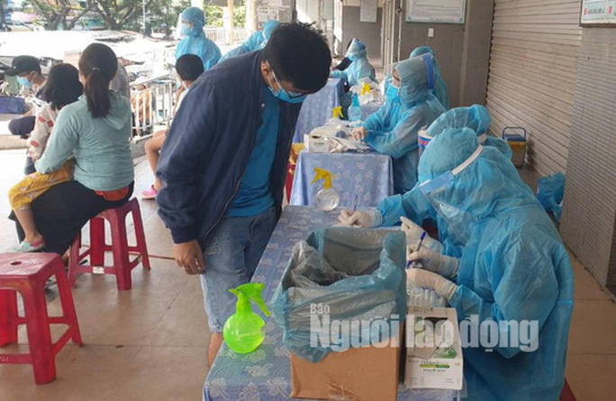 Thầy giáo đi coi thi ở Quảng Nam nghi mắc Covid-19 - Ảnh 1.