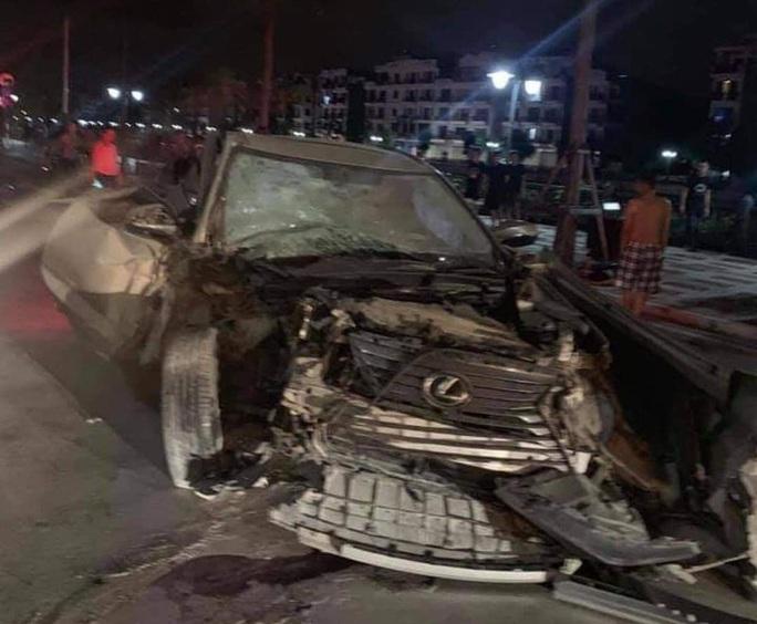 Tài xế xe Lexus gây tai nạn liên hoàn làm nữ công an phường tử vong có nồng độ cồn 0,593 mg/l - Ảnh 2.