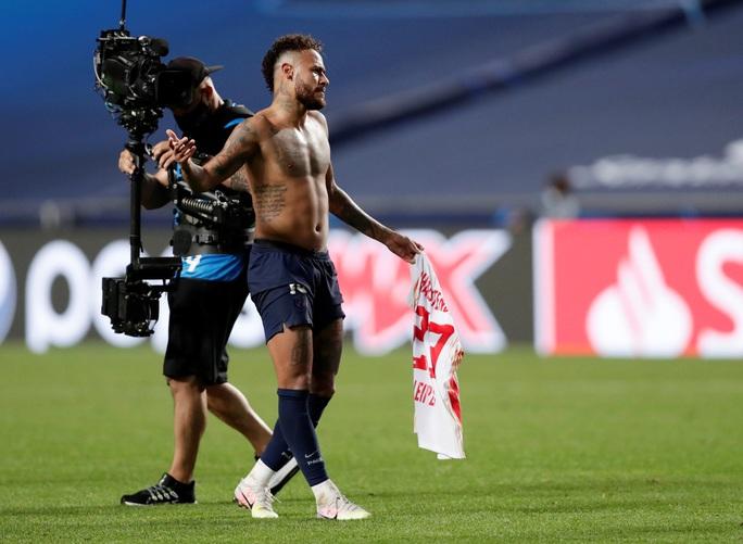 Neymar có nguy cơ bị cấm đá chung kết Champions League? - Ảnh 1.