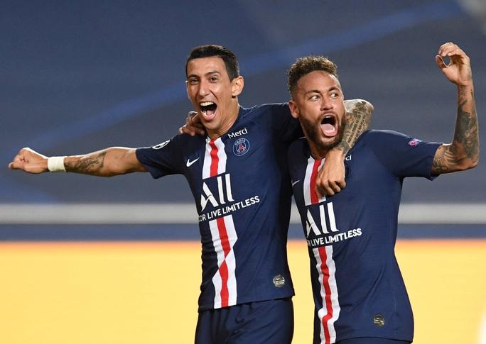 Neymar có nguy cơ bị cấm đá chung kết Champions League? - Ảnh 4.