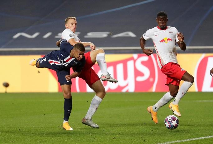 Bắn hạ bò đỏ RB Leipzig, PSG đoạt vé dự chung kết Champions League - Ảnh 1.