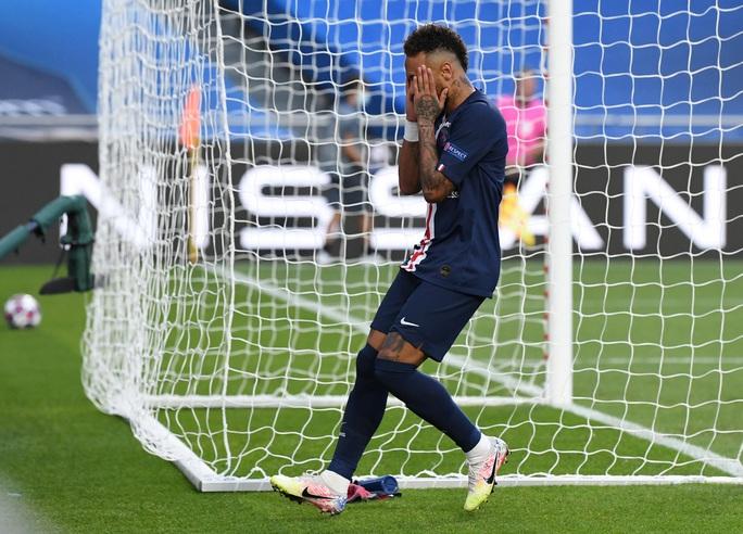 Neymar có nguy cơ bị cấm đá chung kết Champions League? - Ảnh 3.