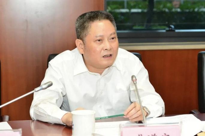 Phó thị trưởng kiêm giám đốc công an Thượng Hải ngã ngựa - Ảnh 1.