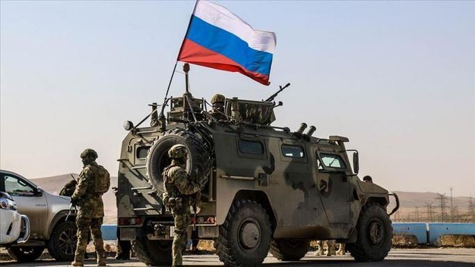 Tướng Nga thiệt mạng vì bom tại Syria - Ảnh 1.
