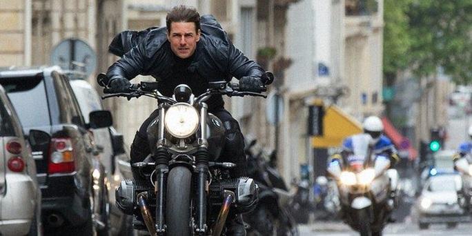 """Tom Cruise lại mạo hiểm với """"Nhiệm vụ bất khả thi 7"""" - Ảnh 5."""