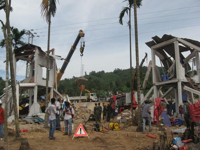Thủy điện Sông Tranh 2: Động đất giảm dần - Ảnh 1.