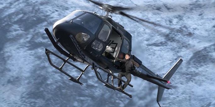 """Tom Cruise lại mạo hiểm với """"Nhiệm vụ bất khả thi 7"""" - Ảnh 2."""