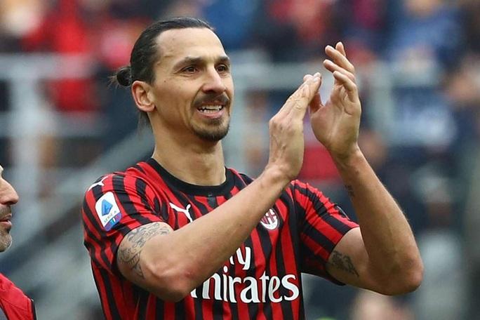 """Ibrahimovic """"thề"""" thi đấu tới tuổi 50, lập thêm nhiều """"siêu kỷ lục"""" - Ảnh 1."""