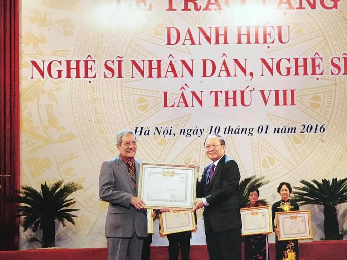 Mai Vàng nhân ái thăm NSƯT Phương Tùng - Ảnh 4.