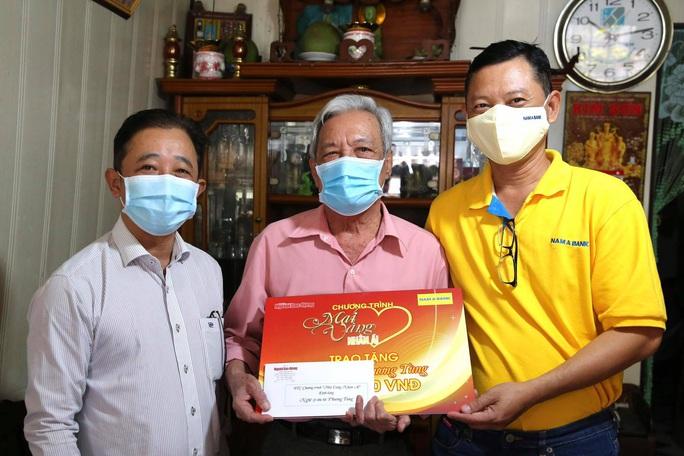 Mai Vàng nhân ái thăm NSƯT Phương Tùng - Ảnh 1.