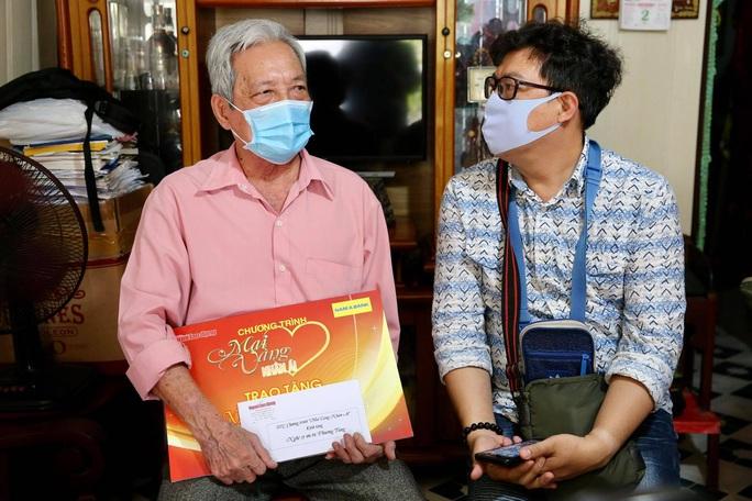 Mai Vàng nhân ái thăm NSƯT Phương Tùng - Ảnh 6.
