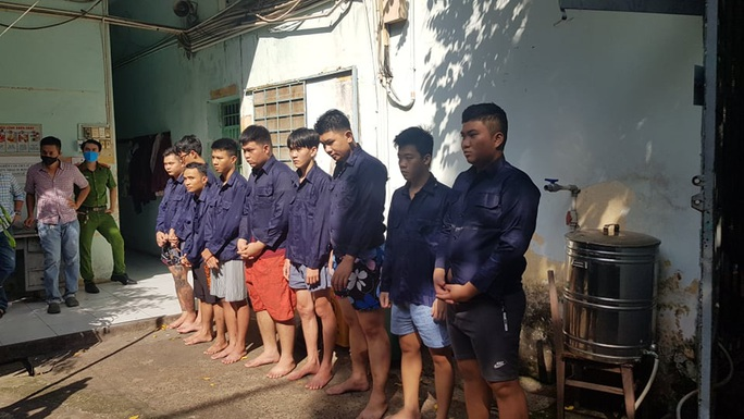 Tóm trọn băng cướp kéo lê cô gái trên đường ở quận Tân Bình - Ảnh 1.