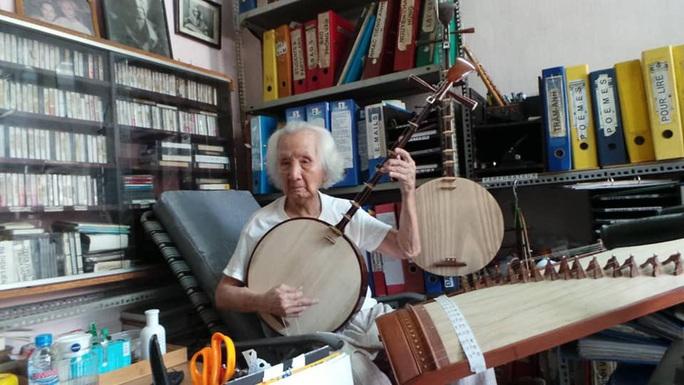 Mai Vàng nhân ái thăm nhạc sư Nguyễn Vĩnh Bảo, nghe Dạ cổ hoài lang - Ảnh 7.