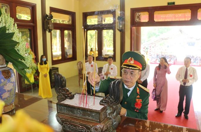 Long trọng kỷ niệm 132 năm Ngày sinh Chủ tịch Tôn Đức Thắng - Ảnh 3.