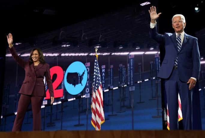 Bầu cử Mỹ: Đảng Dân chủ tự tin - Ảnh 1.
