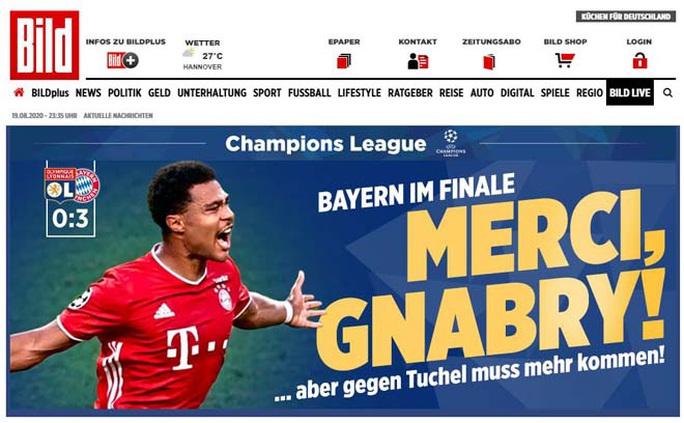 Bayern Munich giành vé chung kết, báo chí vạch điểm yếu chí tử - Ảnh 2.
