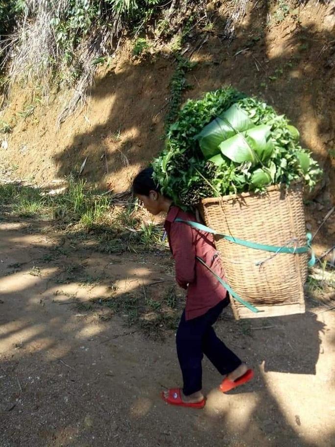 Rụng tim với những thức quà bà con huyện nghèo gửi xuống Đà Nẵng - Ảnh 5.
