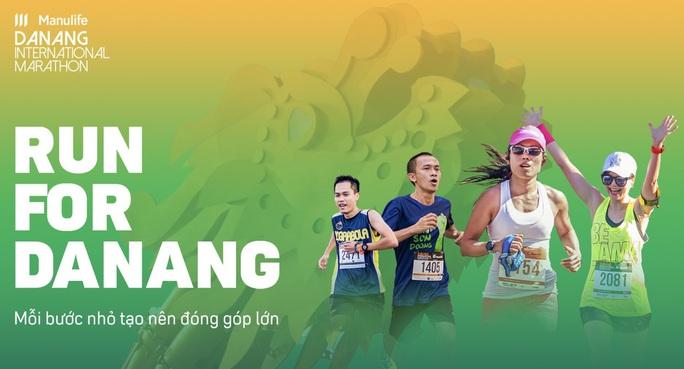 RUN FOR DANANG - Giải chạy ảo chống dịch Covid-19 - Ảnh 1.